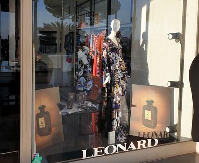 Soirée Leonard
